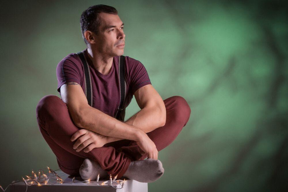 Fotografs Māris Justs: Mani vysvaira fascinej cylvāks