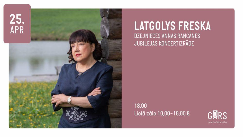 Latgolys freska @ Latgolys viestnīceiba GORS