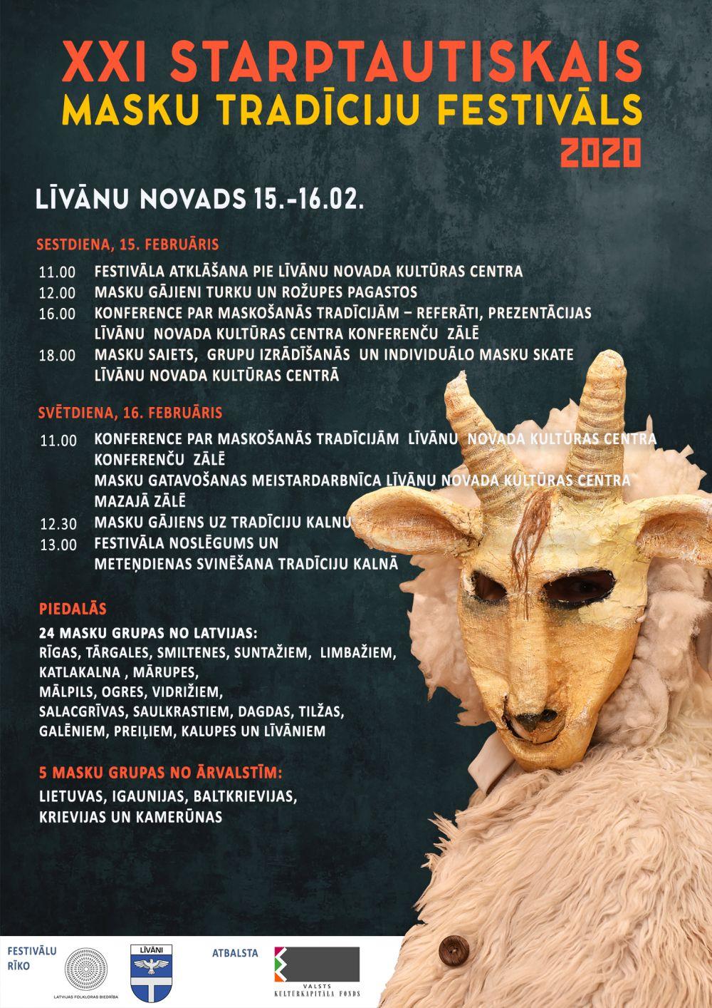 Masku festivals @ Leivuona nūvods