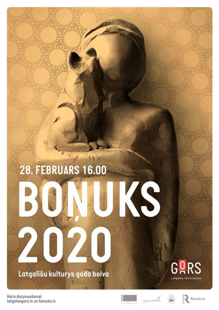 Boņuks 2020 @ Latgolys viestnīceiba GORS