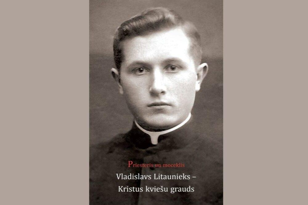 Atkuortuotai izdūta gruomota par prīsteri Vladislavu Litaunieku