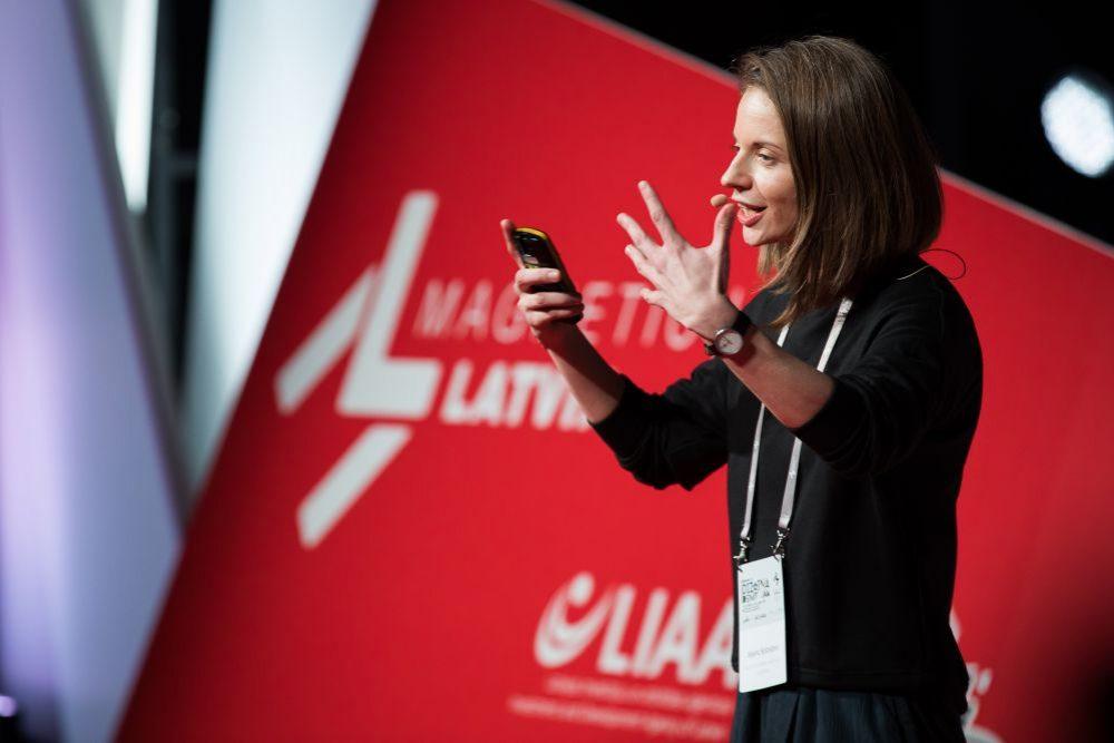 Jeļena Solovjova: Dizains nav tikai logotips