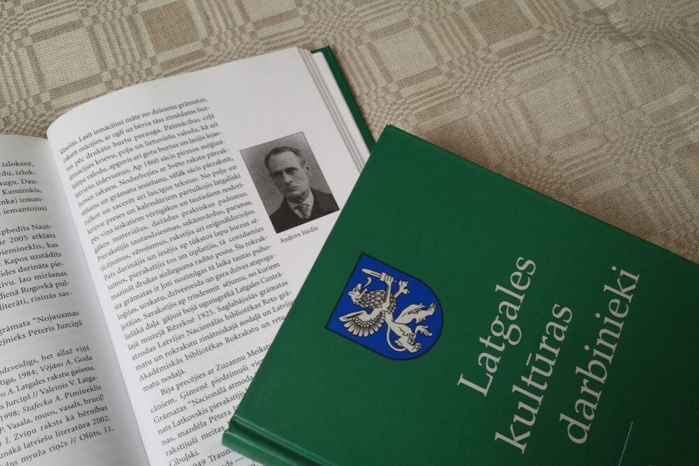 Rogovkā svinēs Andryva Jūrdža 175. jubileju
