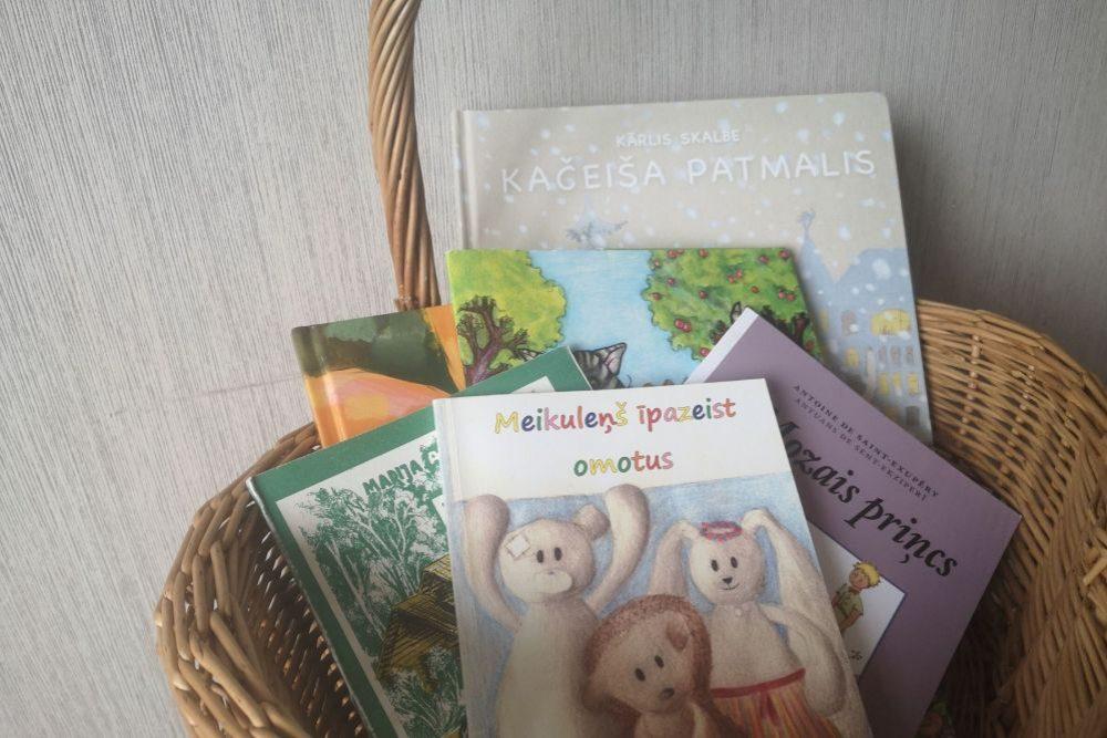 Kaida ir situaceja ar bārnu literaturu latgaliski?