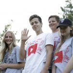 Jaunīši apvuiceibuos styprynoj sovu latgaliskū identitati