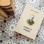 Latgalīšu i angļu volūdā izdūta Andryva Jūrdža biografeja