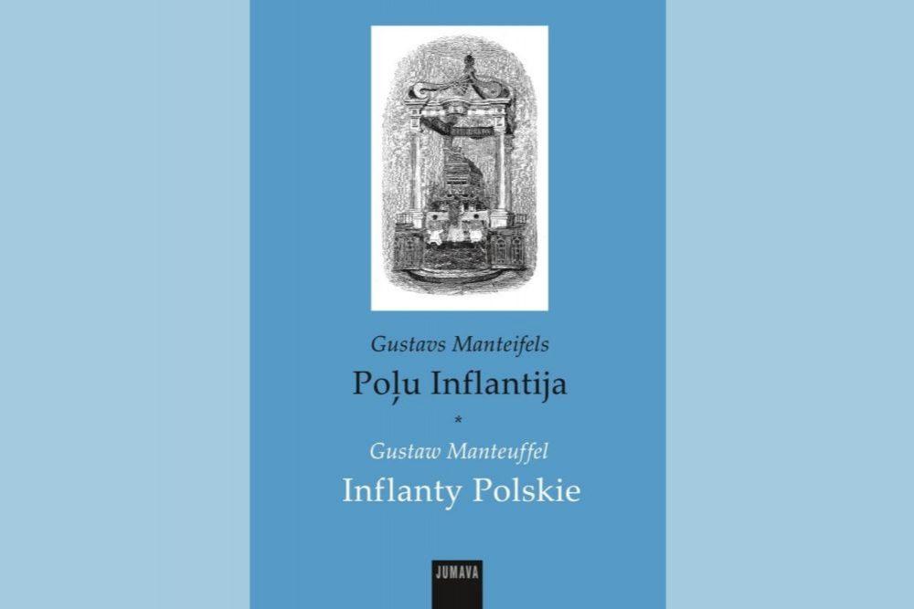 """Izdūta Gustava Manteifeļa gruomota """"Poļu Inflantija"""""""