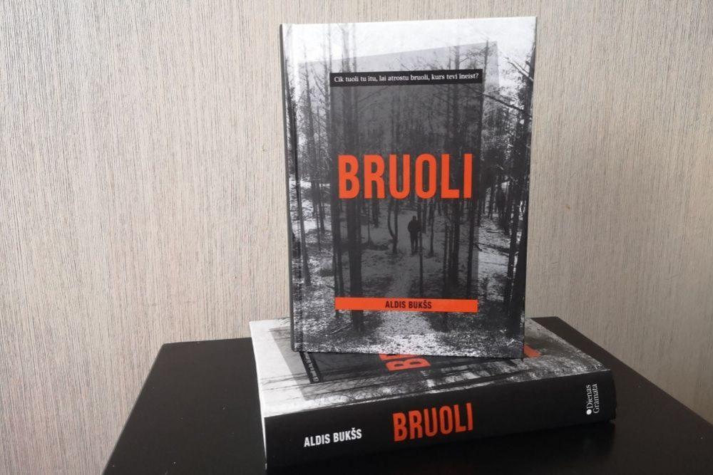 """Latgalīšam svareigys vierteibys Alda Bukša romanā """"Bruoli"""""""