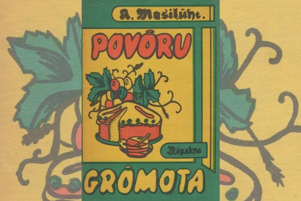 Par pyrmū i vīneigū povuorgruomotu latgaliski