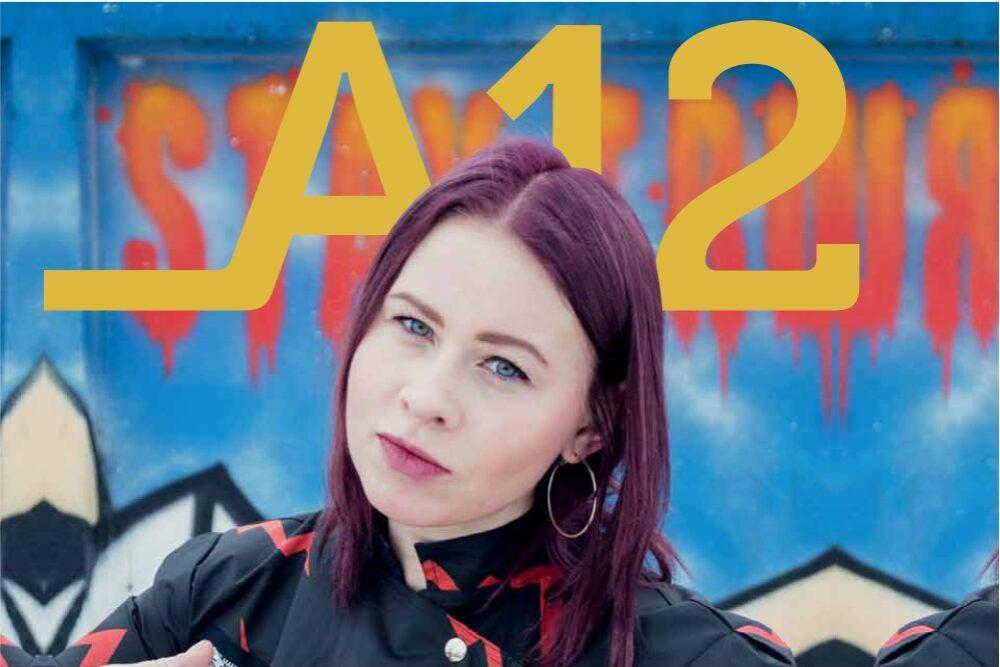 """Jaunajā žurnalā """"A12"""" skaitit intervejis ar keramiki Voldemāru Vogulu i reperi Ūgu"""