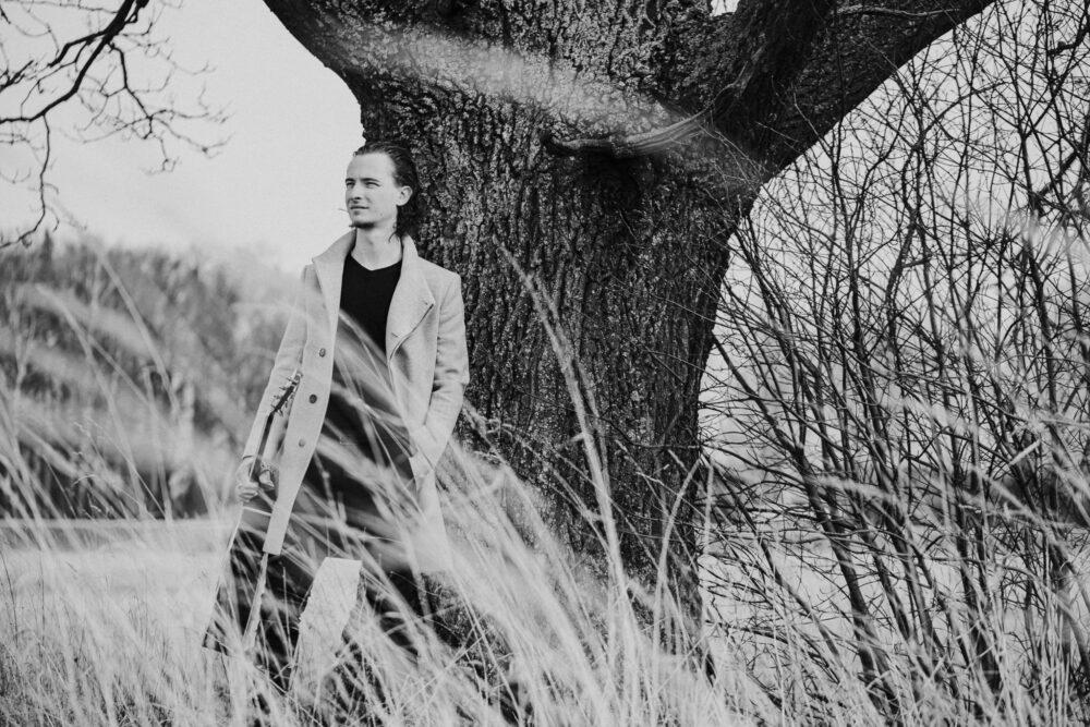 Ar jaunu dzīsmi latgaliskajā muzykā atsagrīzs Weron Martin