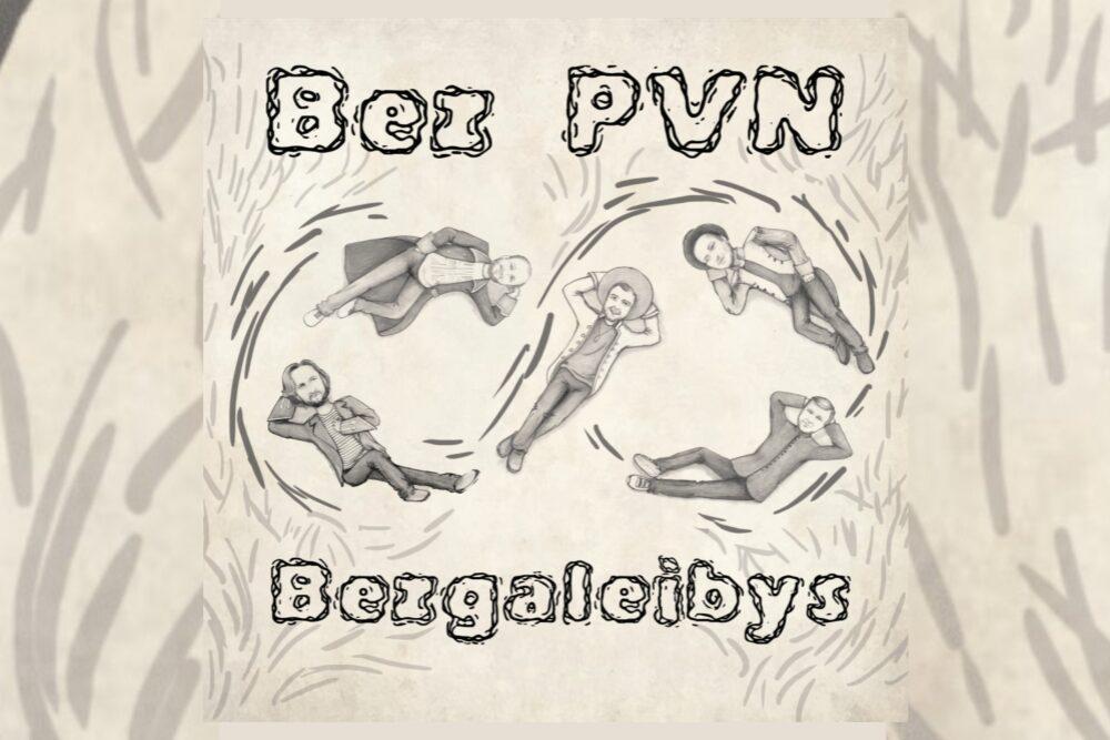 """Grupai """"Bez PVN"""" izguojs jauns albums """"Bezgaleibys"""""""