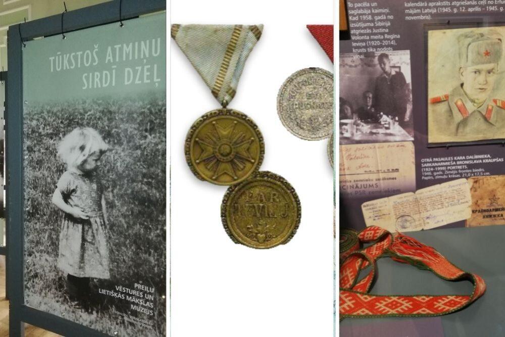 Kulturys īsacejumi nedeļai: atguodoj 14. juni i apmeklej Preiļu muzeju!