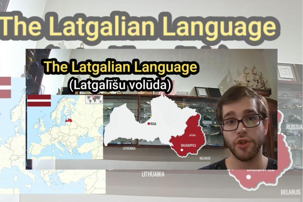 Volūdu entuziasts Šons Khefets izveiduojs video par latgalīšu volūdu