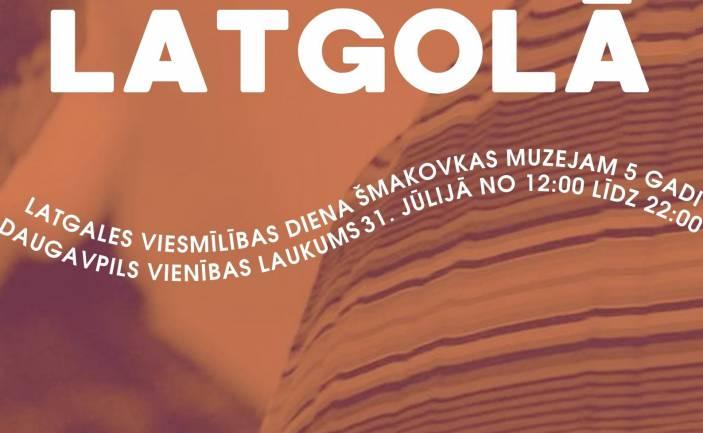 """Akceja """"Gostūs Latgolā"""" @ Daugovpiļs Vīneibys laukums"""