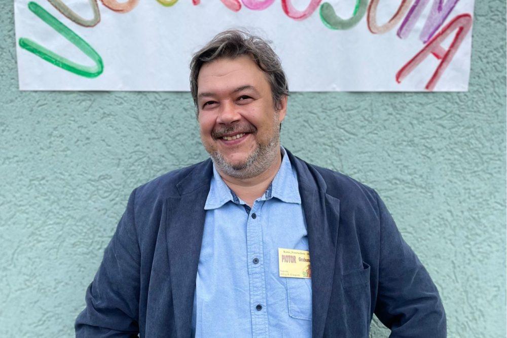 Volūdnīks Pīters Greblūns: vajadzeigs latgalīšu supervarūņs