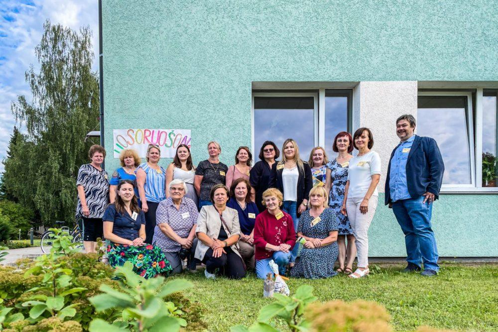 """Rogovkā suokušīs latgalīšu volūdys i kulturys kursi """"Vosoruošona – 2021"""""""