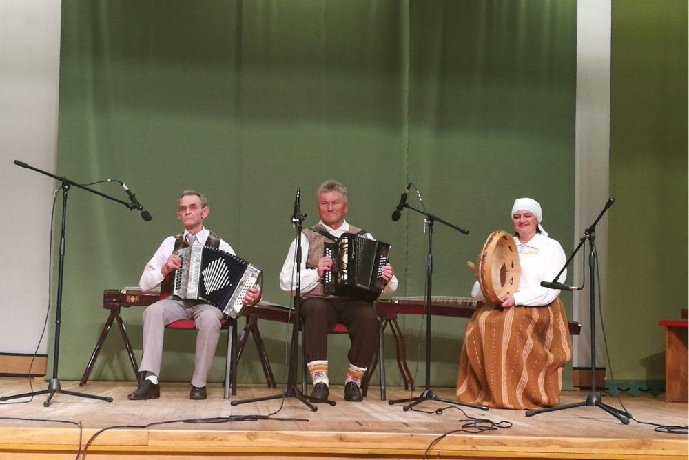 XX Tautys muzykantu svātkūs Borkovā vysvaira dalinīku nu Latgolys