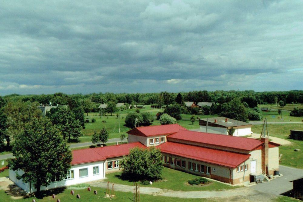 Brīžucīmā bejušuos školys telpuos byus nūvodpietnīceibys ustoba