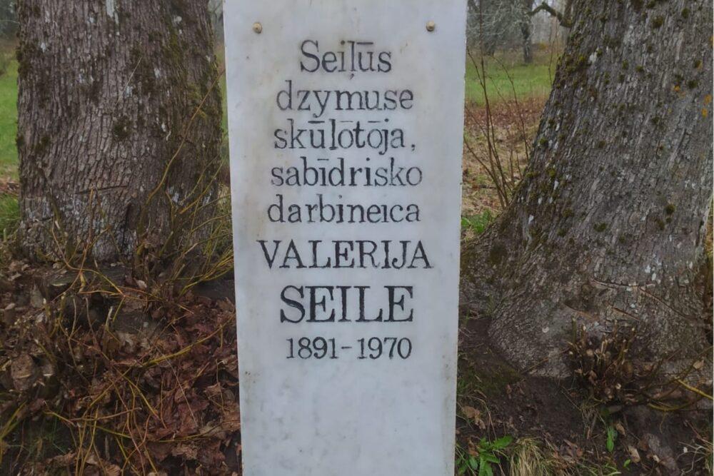 Byus Valerijis Seilis pīminis vītys lobīkuortuošonys tolka
