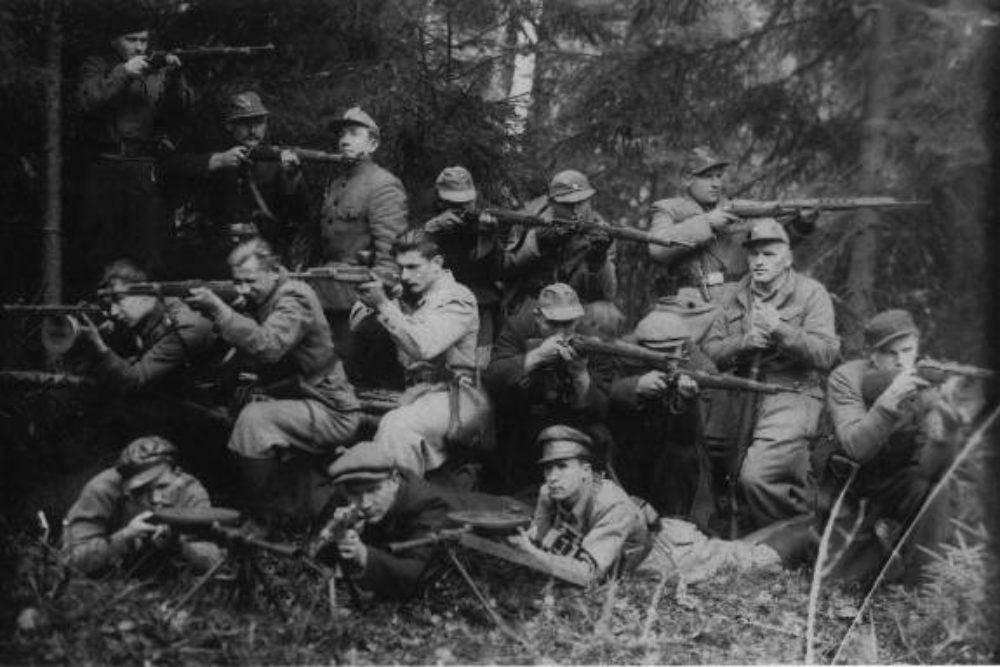 """Puorguojīnī iz """"Olūtneicu"""" pīminēs partizanus i pastateis jaunu krystu"""