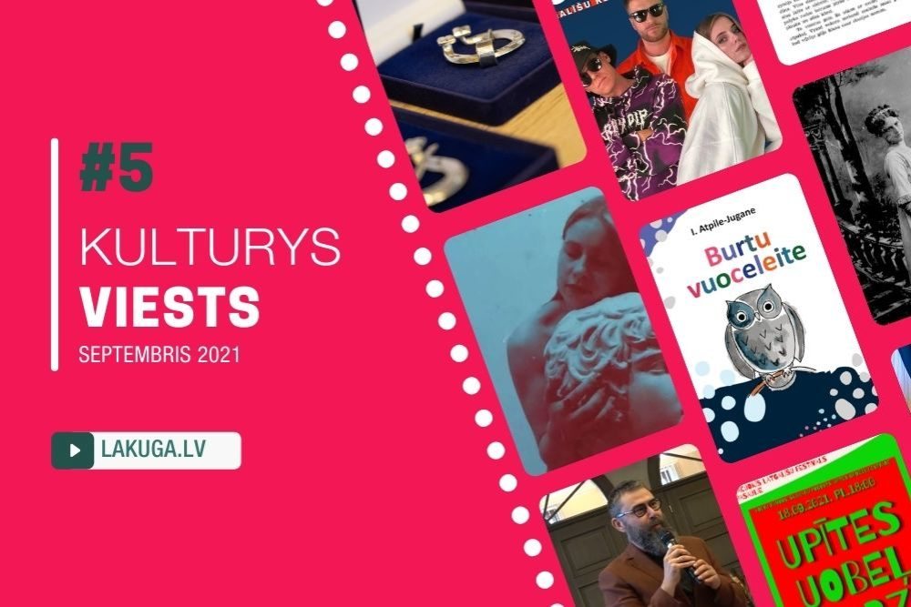 Latgaliskuos kulturys viests #5: nūtikšonys septembrī