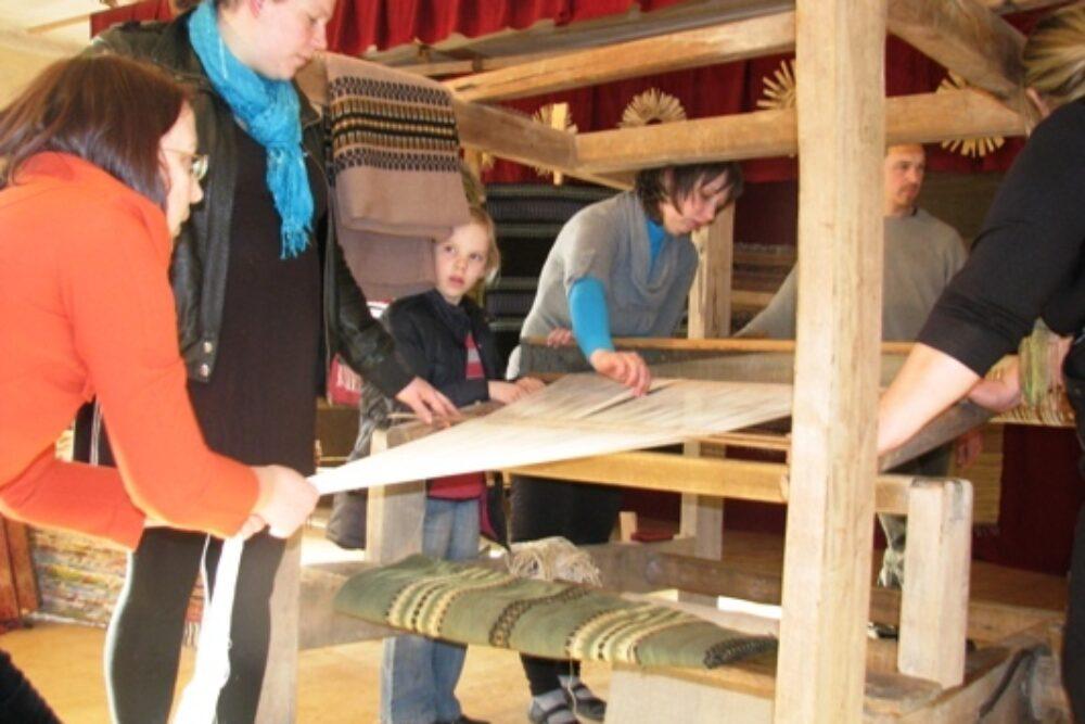 Tradicionalūs prasmu saglobuošonys meistardarbneicys Vileks nūvodā